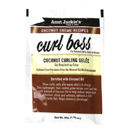 AUNT JACKIE'S Mini Curling Jelly COCO 50g (CURL BOSS)