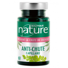 BOUTIQUE NATURE Food supplement ANTI-HAUGHT Hair Loss 60 tablets