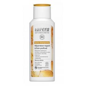 LAVERA Aprés-shampoing BIO réparateur expert & soin profond 200ml