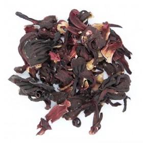 AGRO BURKINA Dried hibiscus flowers BISSAP RED 100g