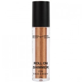 BE YOUR SELF MAQUILLAGE Roll-on Poudre pailletée Visage et Corps 2.8g