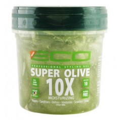 """Gel hydratant et réparateur """"SUPER OLIVE 10X"""" 473ml"""