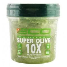 """Gel hydratant et réparateur """"SUPER OLIVE 10X"""" 236ml"""
