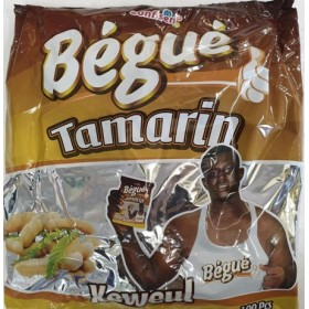 Tamarind Taste Candies 100pcs VEGETABLES