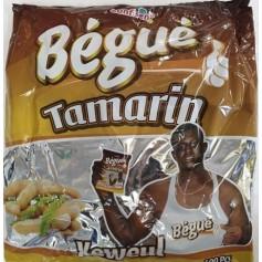 Bonbons TAMARIN 100pcs BÉGUÉ