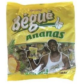 Pineapple flavor candies 100pcs VEGETABLE