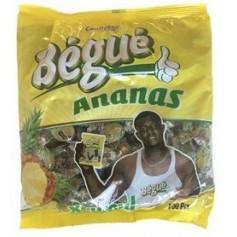 Bonbons ANANAS 100pcs BÉGUÉ
