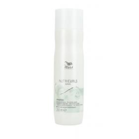 WELLA PROFESSIONALS Shampoing pour pour cheveux ondulés NUTRICURLS 250ml