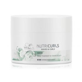 WELLA PROFESSIONALS Masque Curls & Waves NUTRICURLS 150ml