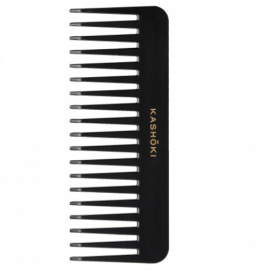 TOOLS FOR BEAUTY Curly & Thick hair comb KASHOKI
