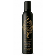 OROFLUDO Mousse coiffante Brillance et Volume MEDIUM 300ml