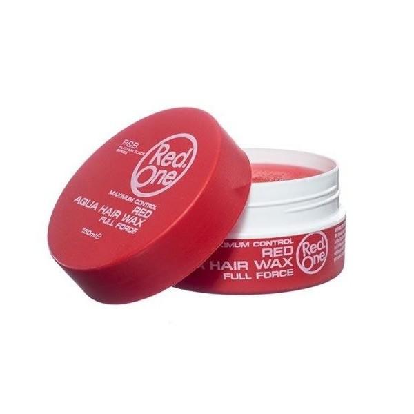 RED ONE Cire capillaire RED AQUA HAIR WAX 150ml