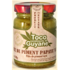 Délices de Guyane Pâte de piment PAPAYE VERTE 100g TOCO