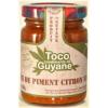 Délices de Guyane Pâte de piment CITRON VERT 100g TOCO