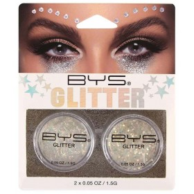 BE YOUR SELF Duo de Paillettes Libres Diamant x2
