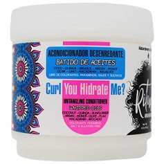 RITUAL AFRO Après-shampooing démêlant 454g (Acondicionador)