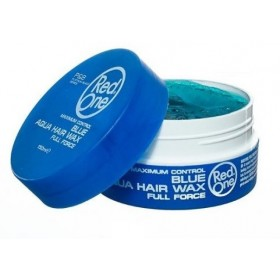 RED ONE Cire capillaire RED ONE BLUE AQUA HAIR WAX 150ml