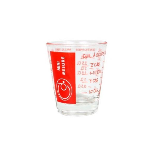 WAAM Mini verre doseur 5 à 35ml