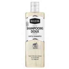 Base neutre bio Shampoing doux à l'ALOE VERA 400ml