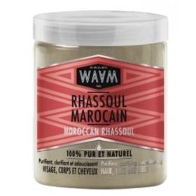 WAAM Poudre de RHASSOUL MAROCAIN 250g