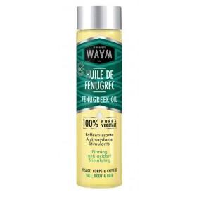 WAAM Organic FENUGREC Oil 100ml