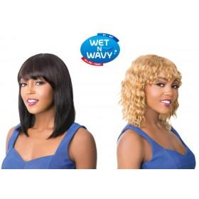 IT'S A WIG Brazilian wig WET & WAVY SLICK
