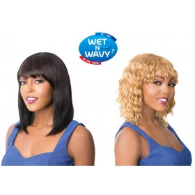 IT'S A WIG perruque brésilienne WET & WAVY SLICK