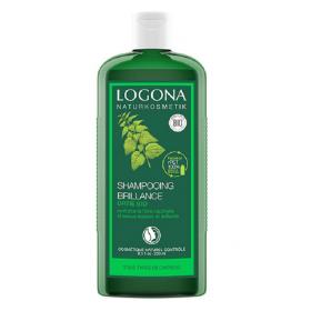 LOGONA Shampoing brillance BIO à l'ortie 250ml