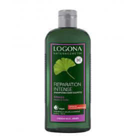 LOGONA Shampoing réparateur BIO au Gingko 250ml
