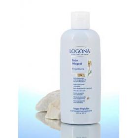 LOGONA CALENDULA Cleansing Oil for Baby ORGANIC 200ml