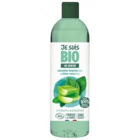 JE SUIS BIO Moisturizing Organic Shower Gel Fresh Mint & Aloe Vera 250ml