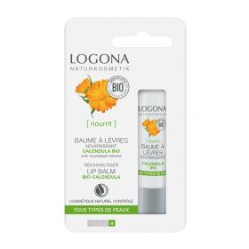 LOGONA Lip Balm with ORGANIC CALENDULA