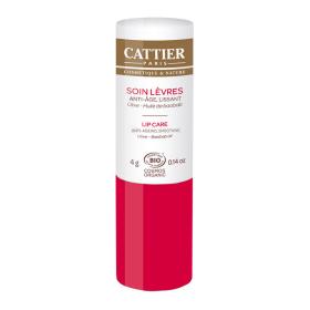 CATTIER PARIS Lip care stick ANTI-AGEING ORGANIC 4g