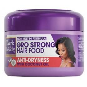 Crème capillaire cheveux secs HUILE DE COCO 125ml (Hair Food)