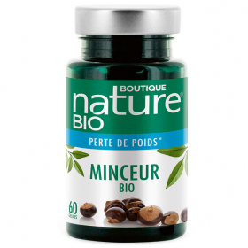BOUTIQUE NATURE ORGANIC Slimming food supplement 60 tablets