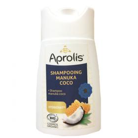 APROLIS Shampoing hydratant au MANUKA et à la COCO BIO 200ml