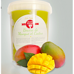 Mango butter and cactus for hair 500g