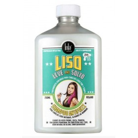 LOLA COSMETICS Shampoing anti frisottis LEVE AND SOLTO 250ml