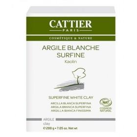 CATTLE PARIS White clay organic surfine 200g