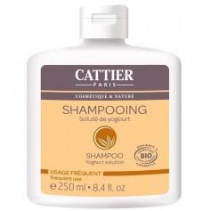 Shampoing au soluté de YOGOURT BIO 250ml