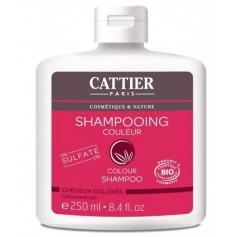 Shampoing pour cheveux colorés BIO 250ml