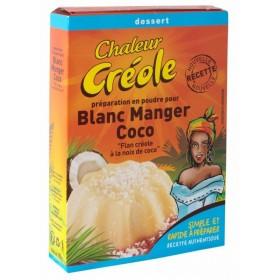 CHALEUR CREOLE Kit de préparation blanc manger coco 85g