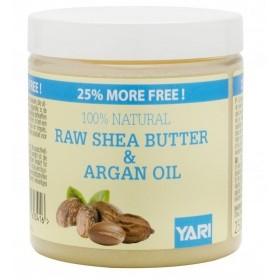 YARI Shea Butter & ARGAN Oil Balm 250ml