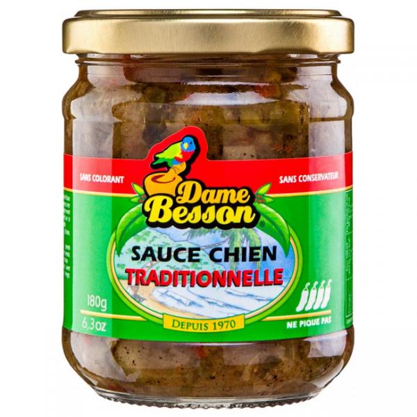 DAME BESSON Sauce CHIEN 180g
