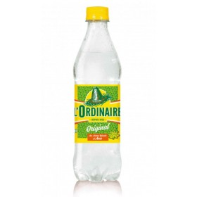 L'ORDINAIRE sparkling lemonade with natural aniseed flavours 50cl