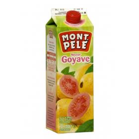 Guava Nectar MONT PELE 1L