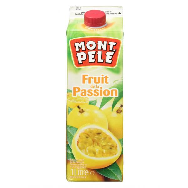 Boisson Fruits de la passion MONT PELE 1L
