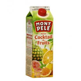 Fruit cocktail nectar MONT PELE 1L