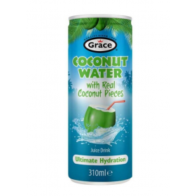 Coconut water with pulp GRACE 310ml