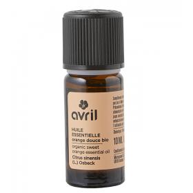 APRIL Organic Sweet Orange essential oil 10ml